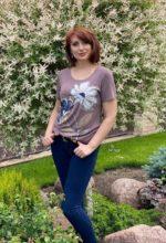 Agence matrimoniale rencontre de NATALYA  femme russe de 52 ans
