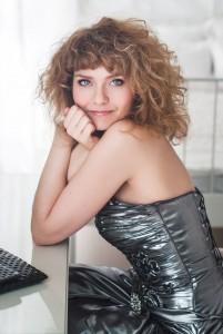 Agence matrimoniale rencontre de SVETLANA  femme russe de 44 ans