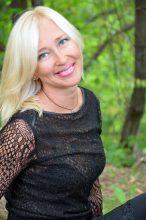 Agence matrimoniale rencontre de SVETLANA  femme russe de 50 ans