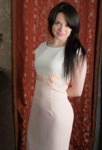 Agence matrimoniale rencontre de VALENTINA  femme russe de 33 ans