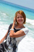 Agence matrimoniale rencontre de VICTORIYA  femme russe de 40 ans
