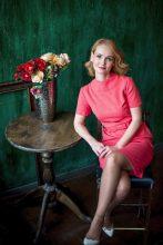Agence matrimoniale rencontre de NATALIA  femme russe de 46 ans
