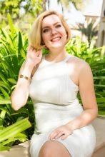 Agence matrimoniale rencontre de OKSANA  femme russe de 32 ans