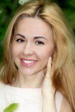 Agence matrimoniale rencontre de TATIANA  femme russe de 36 ans