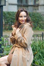 Agence matrimoniale rencontre de ELENA  femme russe de 30 ans