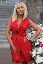 Agence matrimoniale rencontre de ANZHELINA  femme russe de 53 ans