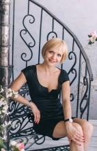 Agence matrimoniale rencontre de MARIIA  femme russe de 41 ans