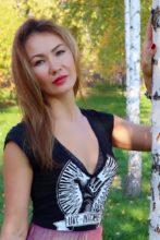 Agence matrimoniale rencontre de OLESYA  femme russe de 36 ans