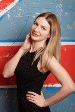 Agence matrimoniale rencontre de POLINA  femme russe de 32 ans