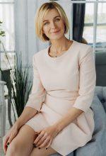 Agence matrimoniale rencontre de VALERIYA  femme russe de 34 ans