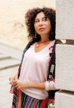 Agence matrimoniale rencontre de ALLA  femme russe de 57 ans