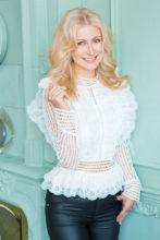 Agence matrimoniale rencontre de IRINA  femme russe de 45 ans