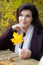Agence matrimoniale rencontre de LEILA  femme russe de 46 ans