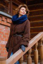 Agence matrimoniale rencontre de LIUDMILA  femme russe de 49 ans