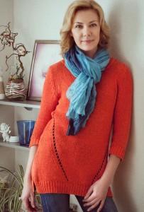 Agence matrimoniale rencontre de OLGA  femme russe de 45 ans
