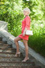 Agence matrimoniale rencontre de IULIIA  femme russe de 41 ans