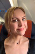 Agence matrimoniale rencontre de TATIANA  femme russe de 35 ans