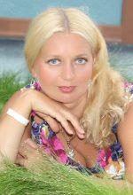 Agence matrimoniale rencontre de LUBOV  femme russe de 47 ans