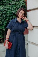 Agence matrimoniale rencontre de MARINA  femme russe de 39 ans