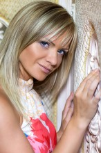 Agence matrimoniale rencontre de ANASTASSIA  femme russe de 36 ans