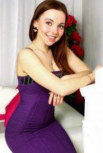Agence matrimoniale rencontre de EKATERINA  femme russe de 28 ans