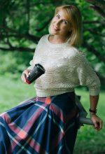 Agence matrimoniale rencontre de ELENA  femme russe de 54 ans