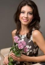Agence matrimoniale rencontre de VALERIYA  femme russe de 36 ans