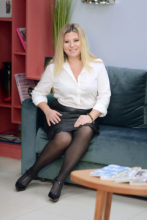 Agence matrimoniale rencontre de EKATERINA  femme russe de 47 ans