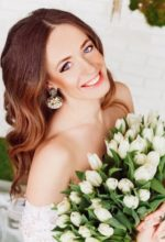 Agence matrimoniale rencontre de ANASTASSIA  femme russe de 33 ans