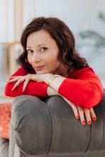Agence matrimoniale rencontre de INNA  femme russe de 53 ans
