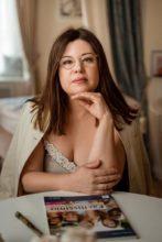 Agence matrimoniale rencontre de EKATERINA  femme russe de 49 ans