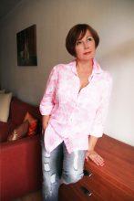 Agence matrimoniale rencontre de IRINA  femme russe de 55 ans