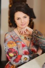 Agence matrimoniale rencontre de SVETLANA  femme russe de 52 ans