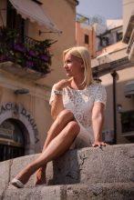 Agence matrimoniale rencontre de KRISTINA  femme russe de 36 ans