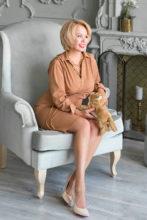 Agence matrimoniale rencontre de OLGA  femme russe de 51 ans