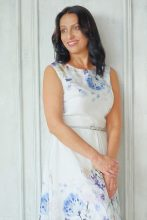 Agence matrimoniale rencontre de ELENA  femme russe de 53 ans