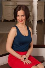 Agence matrimoniale rencontre de DARYA  femme russe de 45 ans