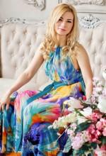 Agence matrimoniale rencontre de GUZYAL  femme russe de 35 ans