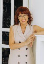 Agence matrimoniale rencontre de LIUBOV  femme russe de 61 ans