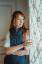 Agence matrimoniale rencontre de LILIYA  femme russe de 37 ans