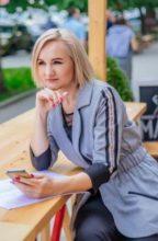 Agence matrimoniale rencontre de ALEKSANDRA  femme russe de 43 ans
