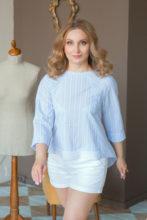 Agence matrimoniale rencontre de IULIIA  femme russe de 42 ans