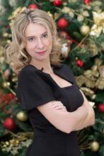 Agence matrimoniale rencontre de LIUBOV  femme russe de 41 ans