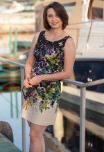 Agence matrimoniale rencontre de NADEZHDA  femme russe de 47 ans