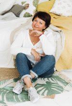 Agence matrimoniale rencontre de SVETLANA  femme russe de 55 ans