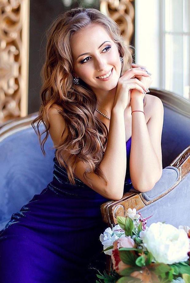 Rencontre avec une belle femme russe, Tatiana 28 ans
