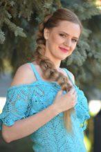 Agence matrimoniale rencontre de ELISAVETA  femme russe de 31 ans