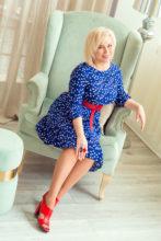 Agence matrimoniale rencontre de ALIONA  femme russe de 32 ans