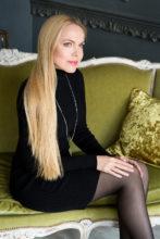 Agence matrimoniale rencontre de ANNA  femme russe de 43 ans