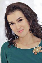 Agence matrimoniale rencontre de MARINA  femme russe de 37 ans